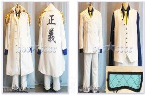 画像1: 【コス★スター製】ONE PIECE ワンピース 青雉風02 コスプレ衣装 新品