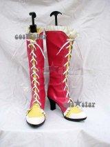 ★きらりん☆レボリューション 月島きらり風 コスプレ靴 ブーツ