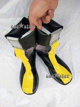 ★テイルズ オブ シンフォニア -ラタトスクの騎士-風  コスプレ靴 ブーツ
