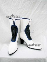 ★Guilty Gear風  コスプレ靴 ブーツ